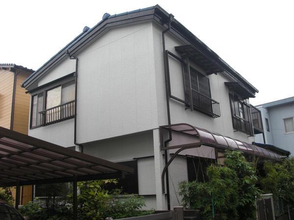 北九州市小倉北区 K様邸 外壁屋根塗装工のリフォーム事例