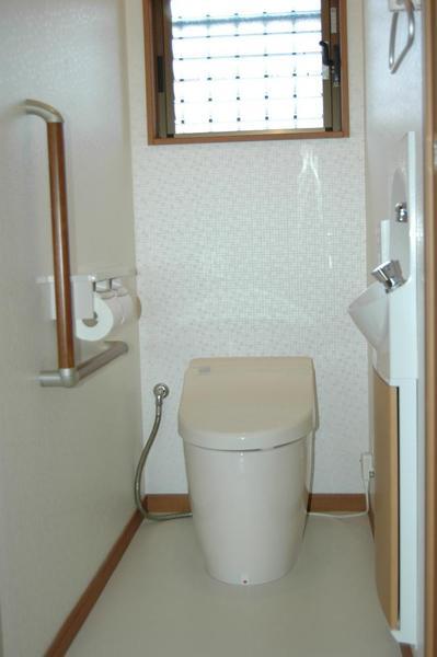 トイレ改修工事のリフォーム事例