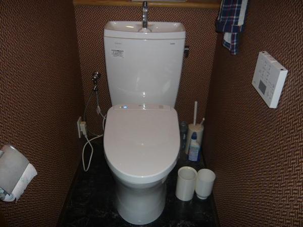 トイレ交換のリフォーム事例