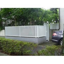 フェンス取替工事