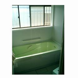 きれいな浴室にリフォーム