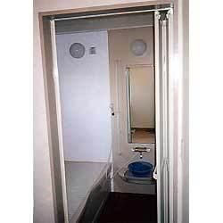 在来タイル仕上げの浴室をユニットバスに