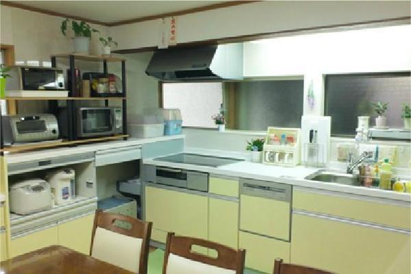 使い勝手のよいキッチン【キッチン】
