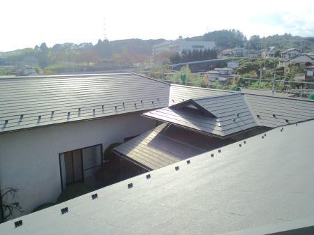 軽い屋根へのリフォームで耐震対策