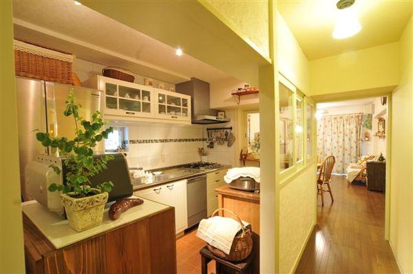 お気に入りのキッチンスペース、くつろげるリビング