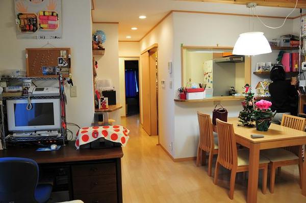 アパート兼用住宅を家族がゆっくり過ごせるお住まいに