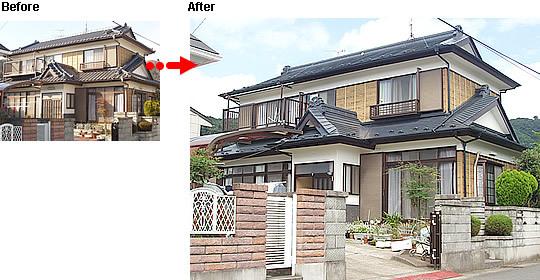 防音に優れた金属屋根の安心な住まい