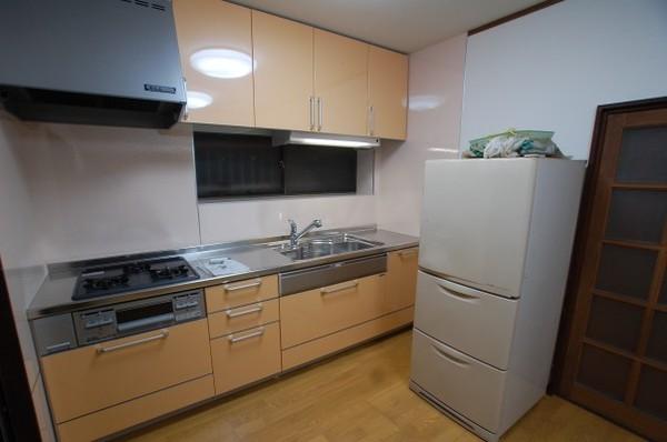 料理中に動きやすいキッチンへ