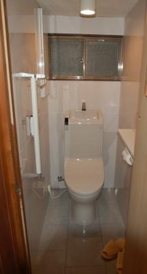 より気持ちよく利用できるようになったトイレ