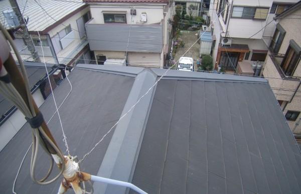 家全体の印象をガラリと変える屋根