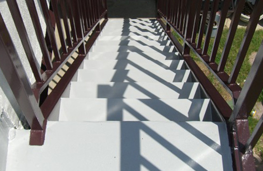 艶感のある階段