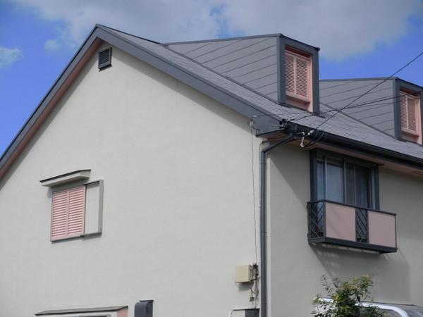 エアコン代節約にも!屋根外壁塗装