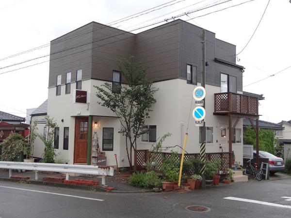 店舗併用二世帯住宅のリフォーム