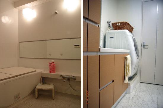 収納が増えた洗面所