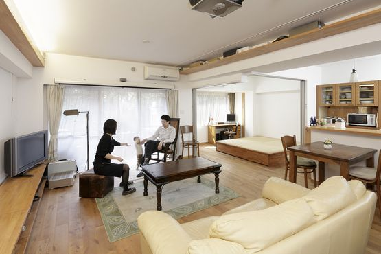 温かく広々使えるお家に全面リフォーム