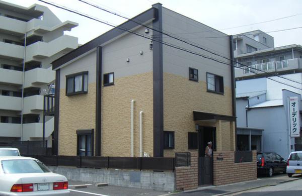 店舗部分を減築で住まいへ大規模改装
