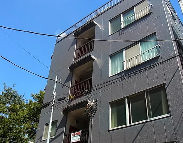 賃貸マンションの外壁塗装