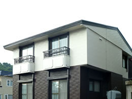 印象的なモダン住宅をリフォームで実現