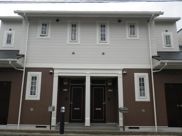 アパート屋根・外壁塗装リフォーム事例