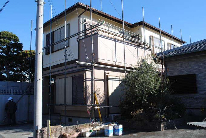 82万円(外壁・屋根)のシリコンプラン