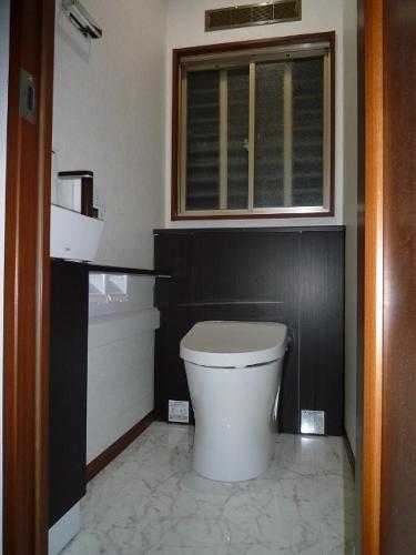 トイレを快適にしたリフォーム