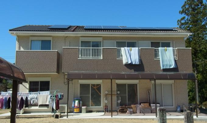 増築・外壁SD・太陽光発電工事
