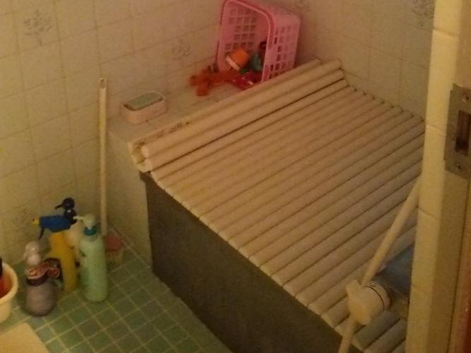 ひろびろお風呂リフォーム