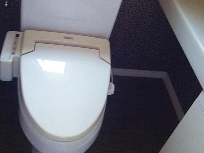 スッキリ!タンクレストイレ