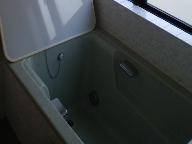 ホーローパネル浴室