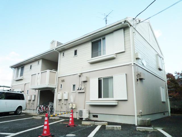 外装塗り替えでアパートをリフレッシュ185万円!