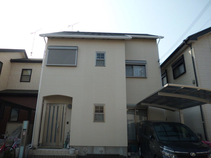 屋根・外壁塗り替え工事