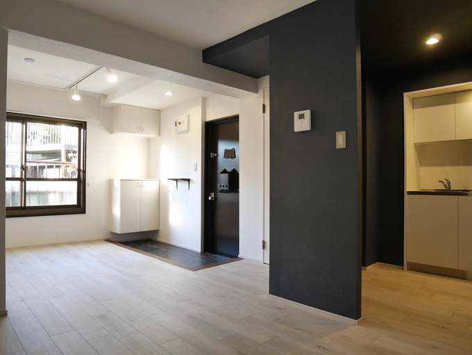 一人暮らし向けの贅沢空間