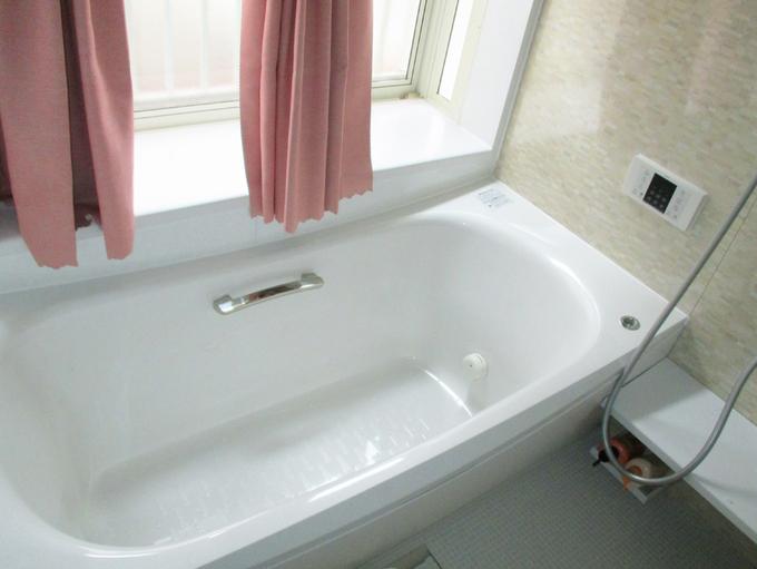 寒かった洗面と浴室を暖かく