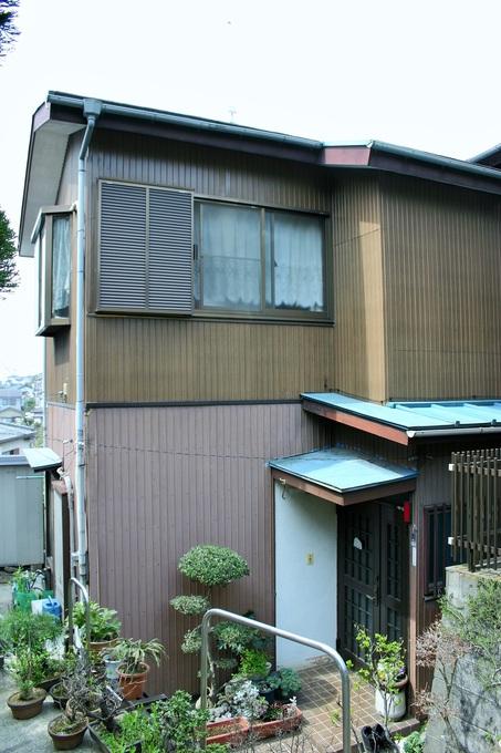屋根・外壁をリニューアル