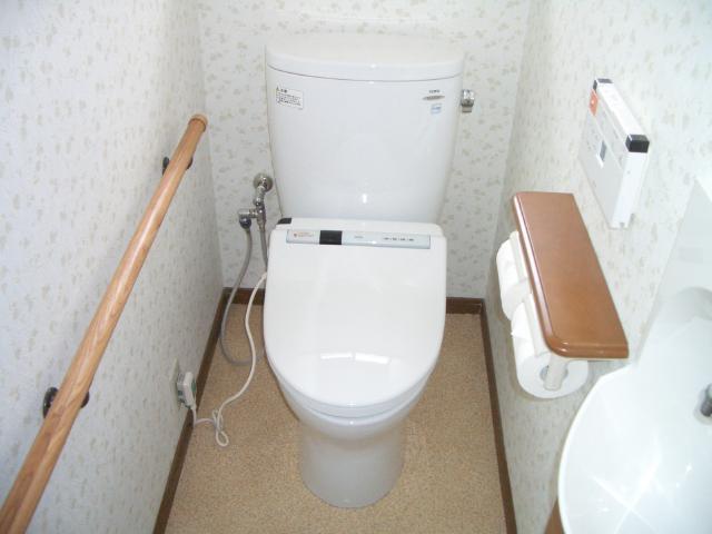沼津市I様邸 和式から洋式トイレへのリフォーム事例