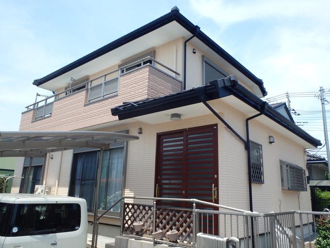 外壁塗装・屋根補修工事