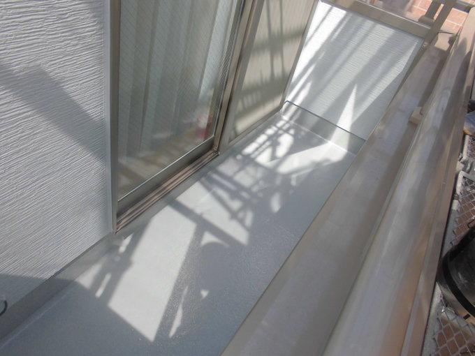 東京都練馬区谷原 シーリング・サイディングクリアー塗装