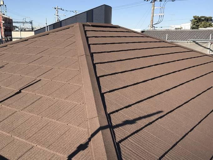 瓦屋根の屋根軽量化 葺き替え工事