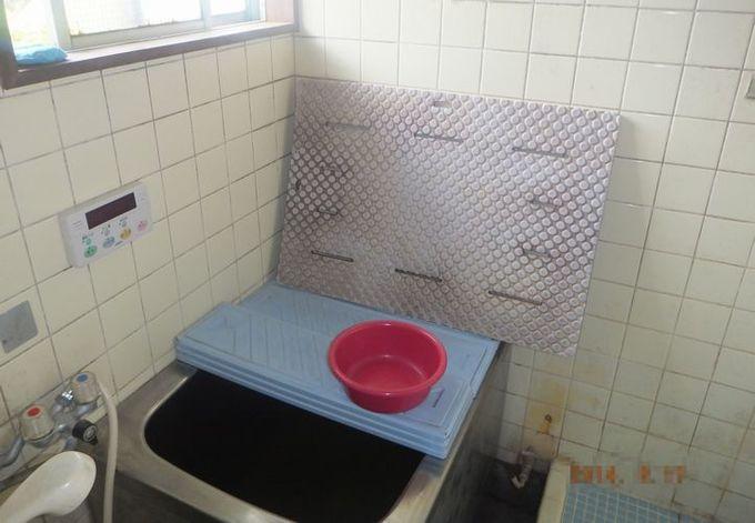 介護保険を利用した浴室の改修