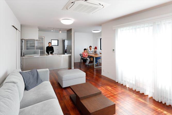 耐震補強・断熱施工で築40年の住宅がまるで新築に!