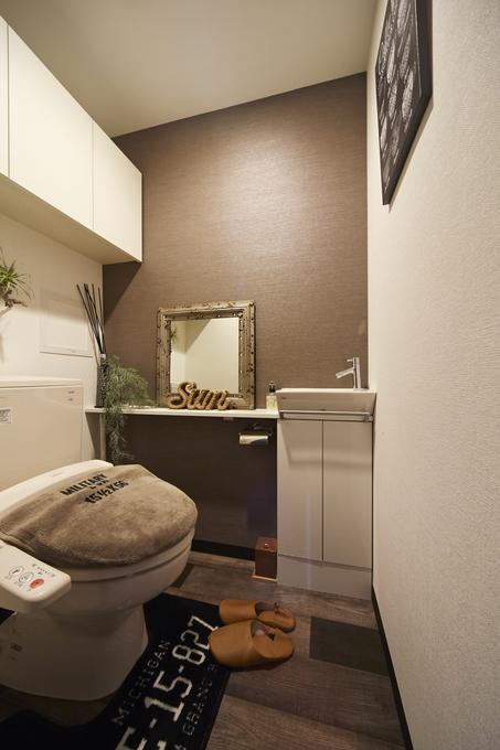 やすらぎと木のぬくもりが溢れるおしゃれなトイレへ