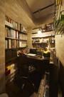 クローゼットから「飾る」を楽しむ秘密基地のような書斎へ
