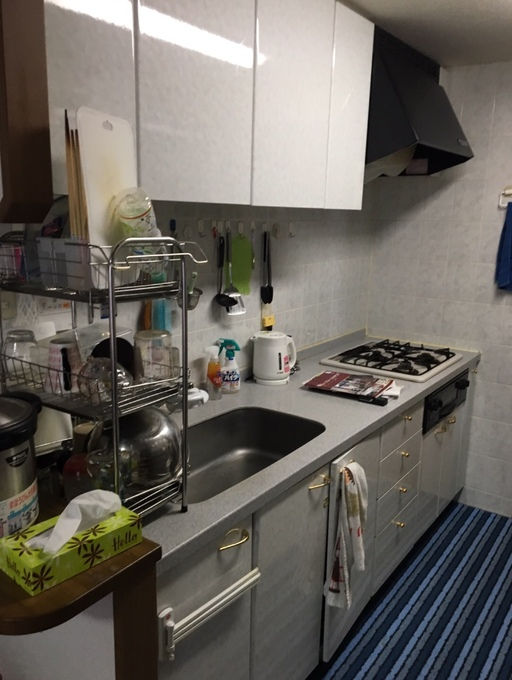 快適収納でおしゃれなキッチンへリフォーム!