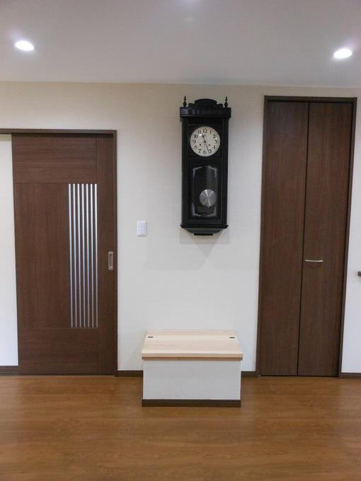 廊下:二世帯住宅の家
