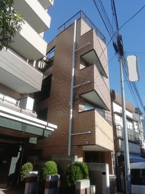 渋谷区S様邸【外壁塗装・防水工事】