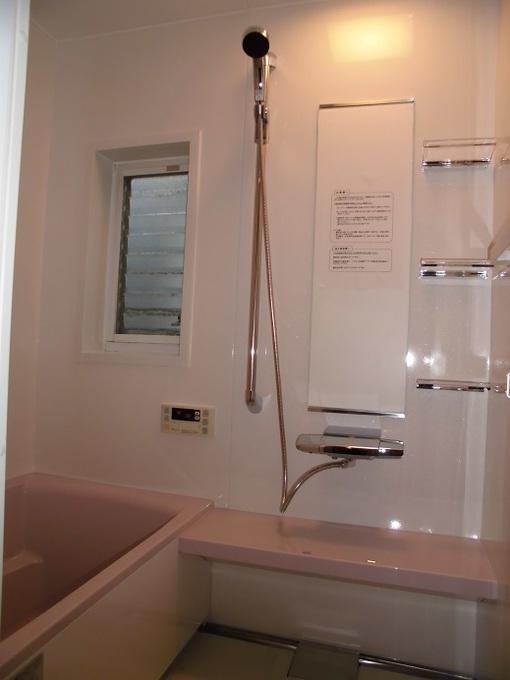 あったかく頑丈な浴室