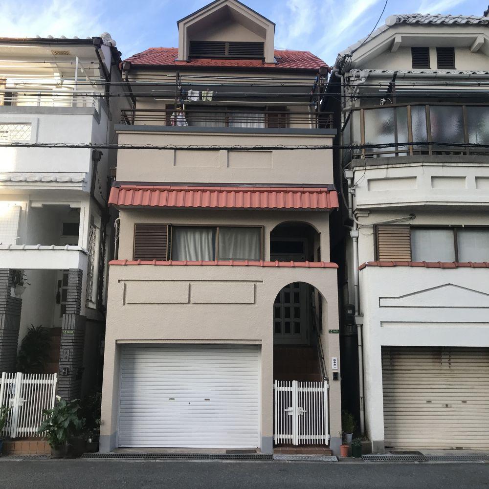 岸和田市 外壁屋根塗装