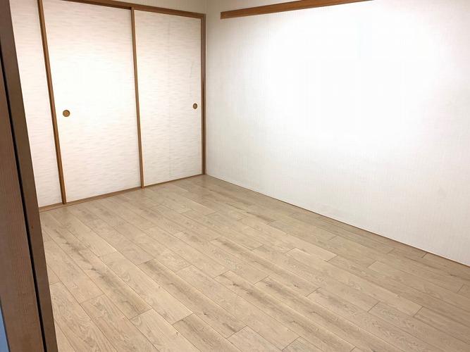 和室も洋室もクロス張り替えで機能性もばっちり!
