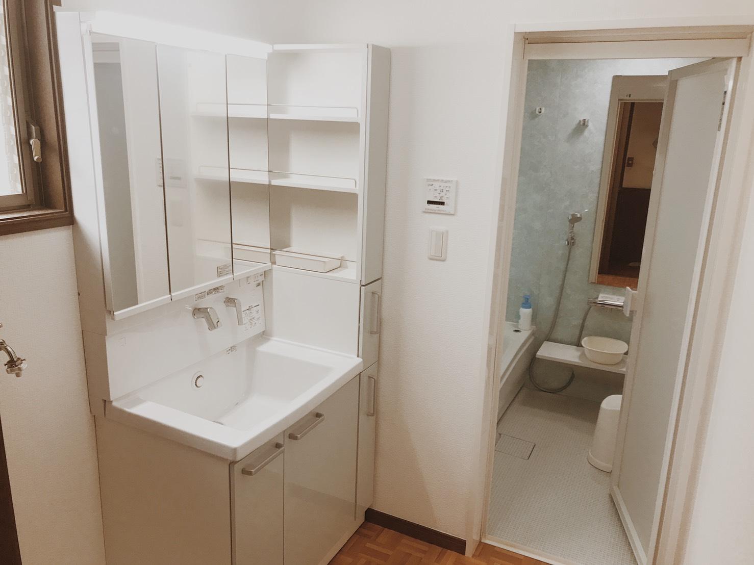 洗面所・浴室リフォーム