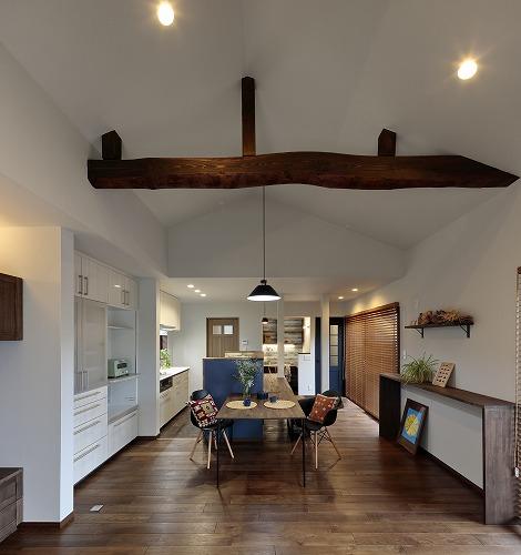 間取りも変更。動線を考えたリノベーションで住みやすいお家に。